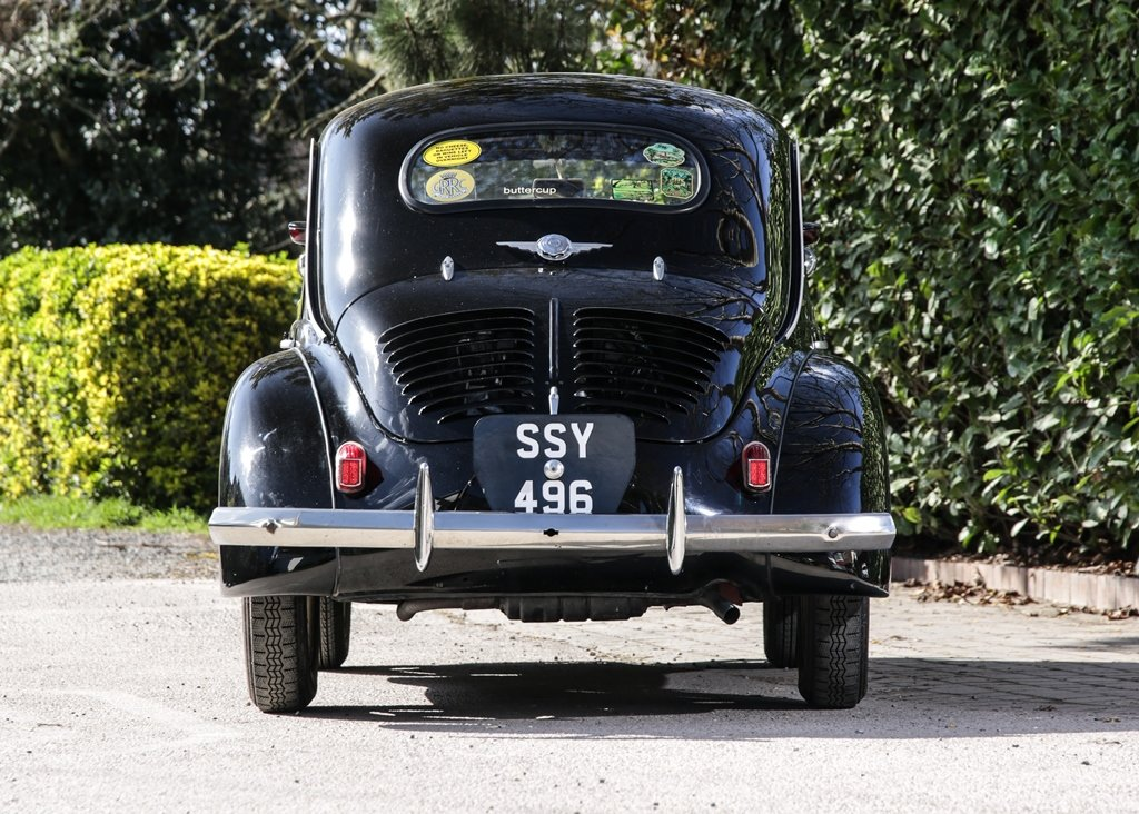 1955 Renault 4CV 'Bouton d'Or' SOLD by Auction (picture 3 of 6)