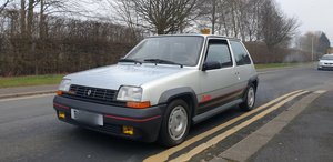 Renault 5 GT turbo Phase 1 1985