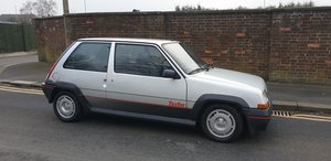 Renault 5 GT turbo Phase 1 1985 For Sale
