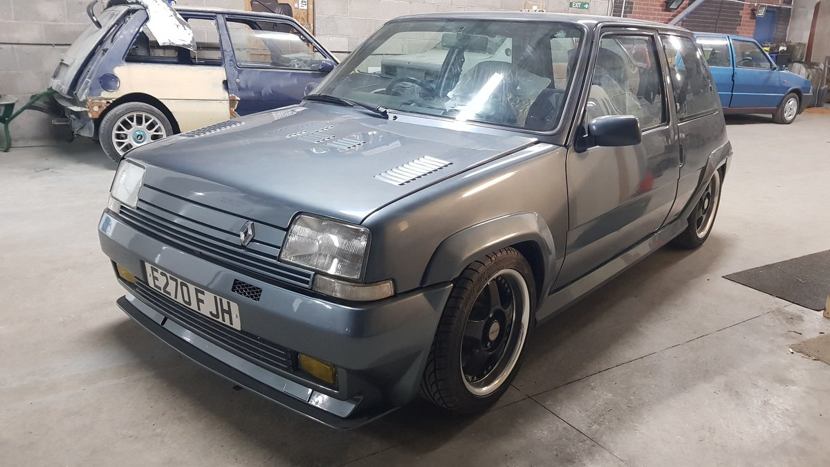 1990 Stunning Renault 5 GT Turbo - DEPOSIT TAKEN For Sale (picture 1 of 6)