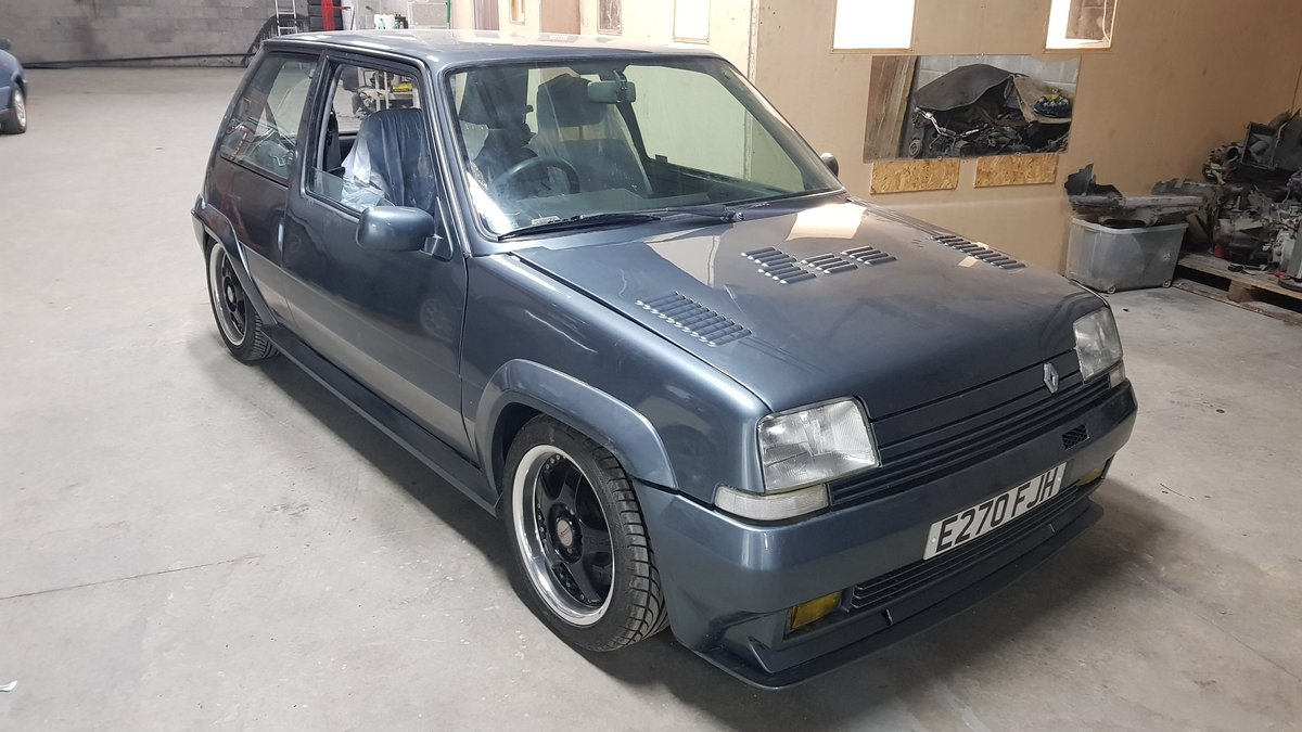 1990 Stunning Renault 5 GT Turbo - DEPOSIT TAKEN For Sale (picture 2 of 6)