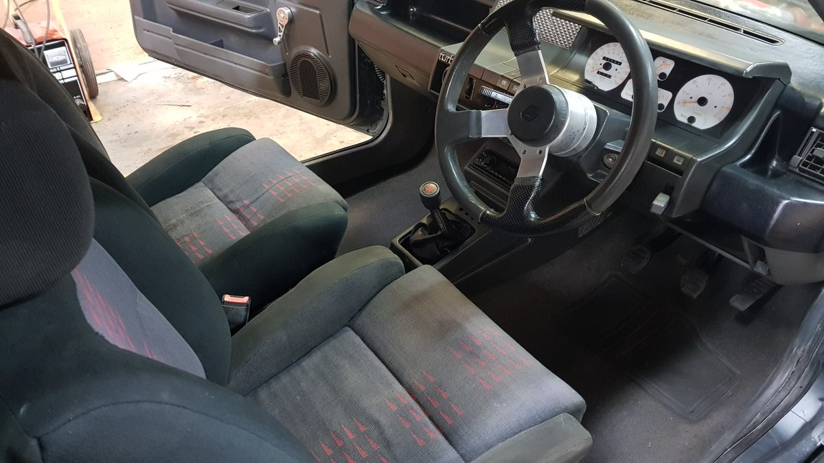 1990 Stunning Renault 5 GT Turbo - DEPOSIT TAKEN For Sale (picture 5 of 6)