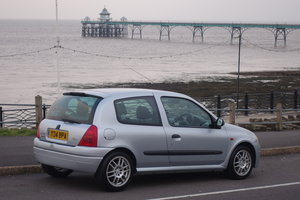2001 Clio 172 phase 1 87k 2 owners For Sale