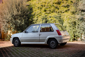 1986 Renault 5 GT Turbo Coppa (Cup) Rare & Stunning  For Sale