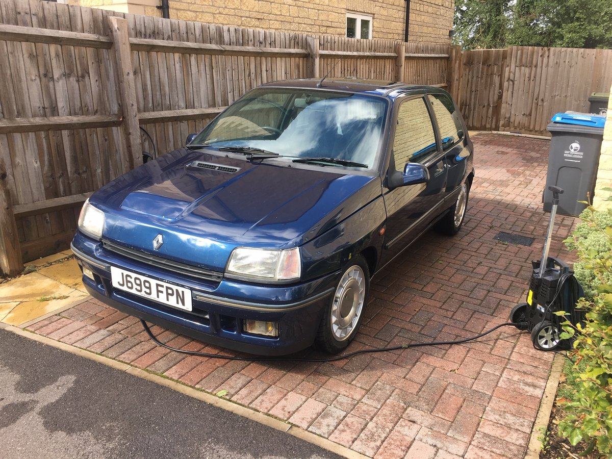 1991 Mk1, Phase 1 Clio J699 FPN For Sale (picture 1 of 6)