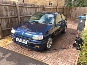 1991 Mk1, Phase 1 Clio J699 FPN For Sale