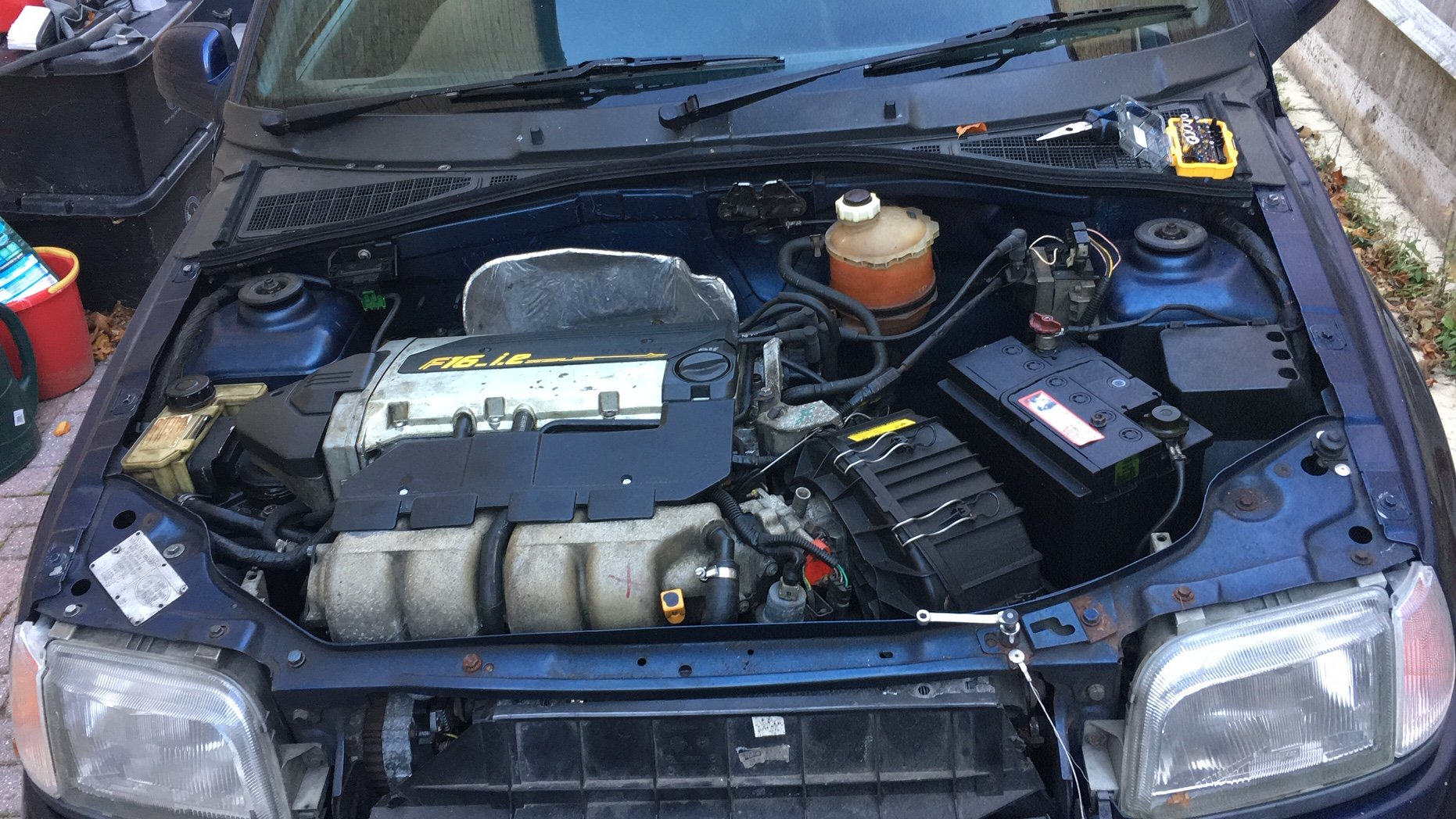 1991 Mk1, Phase 1 Clio J699 FPN For Sale (picture 4 of 6)