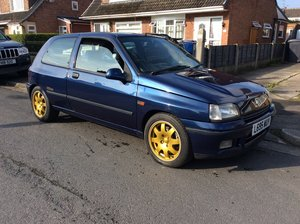 1994 Renault Clio William 1... 86000 miles REDUCED For Sale
