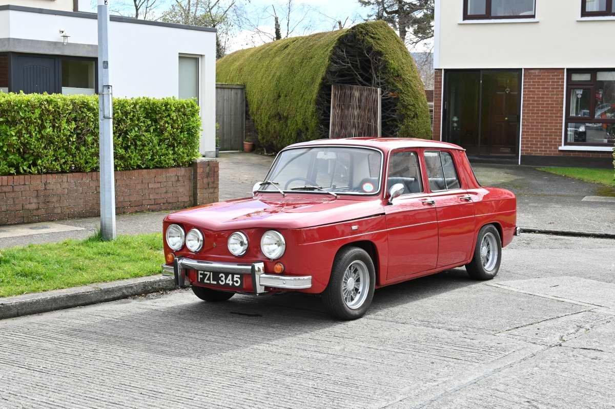 1967 Renault 8 Gordini 1135 For Sale (picture 1 of 6)