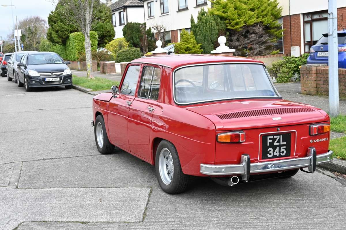 1967 Renault 8 Gordini 1135 For Sale (picture 2 of 6)