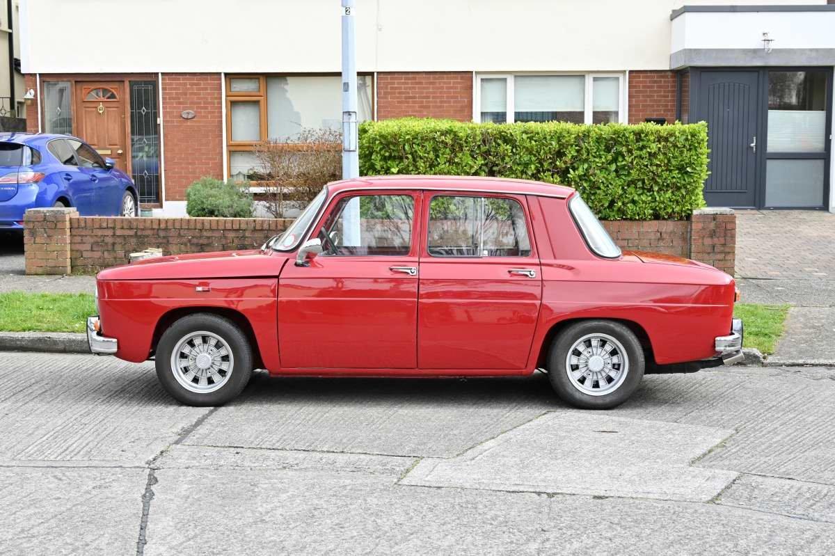 1967 Renault 8 Gordini 1135 For Sale (picture 3 of 6)