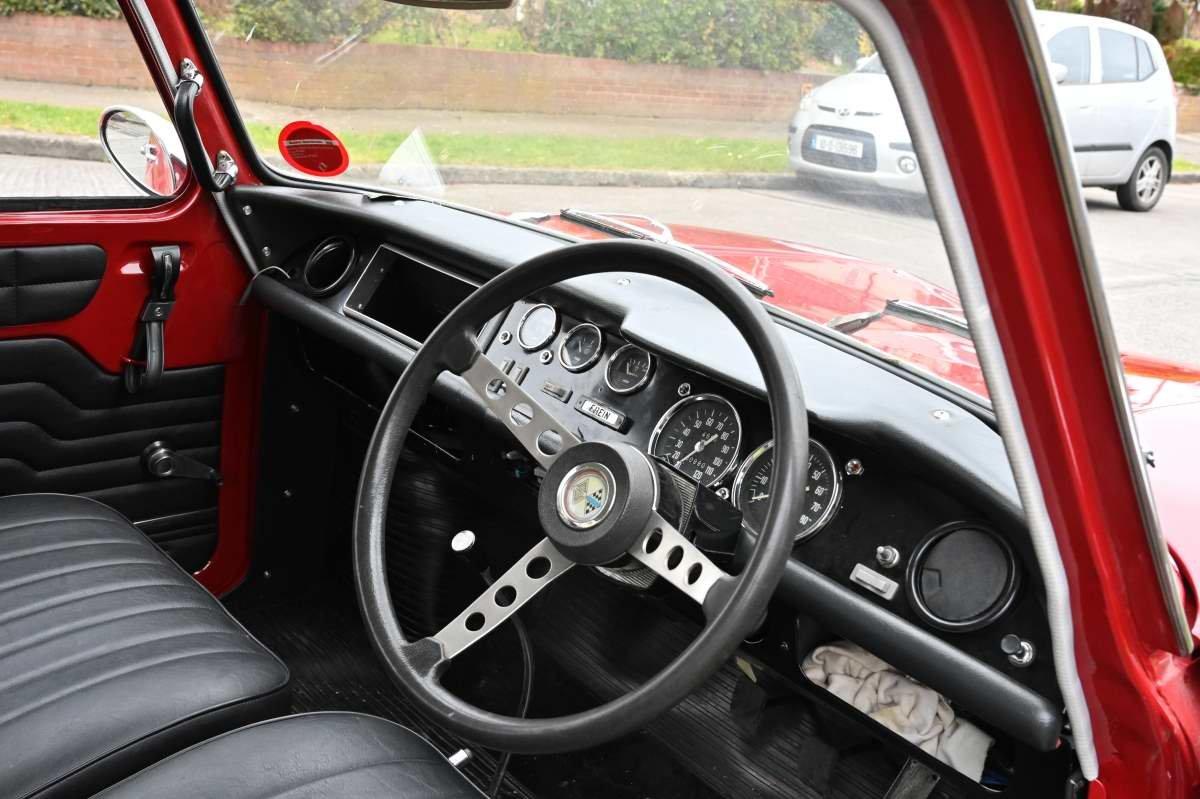 1967 Renault 8 Gordini 1135 For Sale (picture 4 of 6)