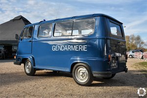 1975 Renault Estafette ex gendarmerie A1 condition, For Sale
