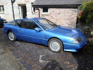 1989 Renault Alpine Atmo For Sale