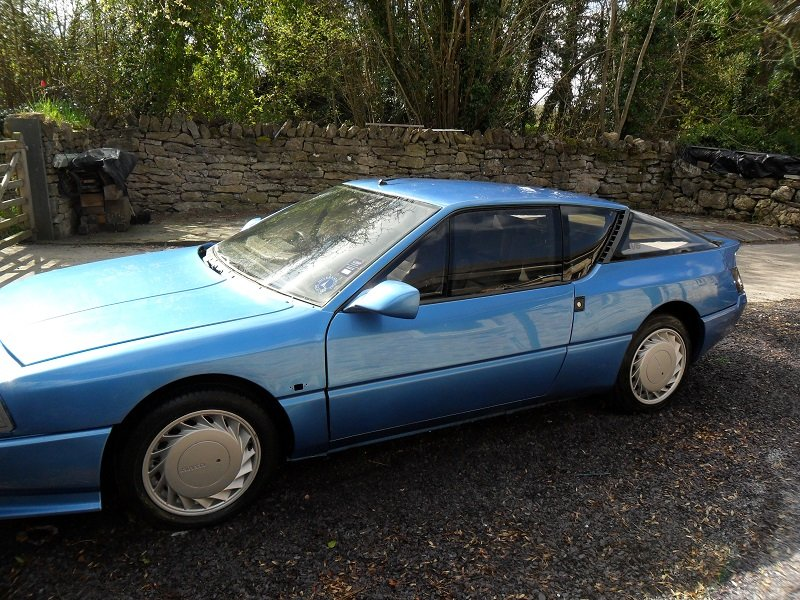 1989 Renault Alpine Atmo For Sale (picture 4 of 6)