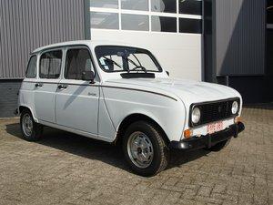 1990 Renault 4 TL Savane For Sale