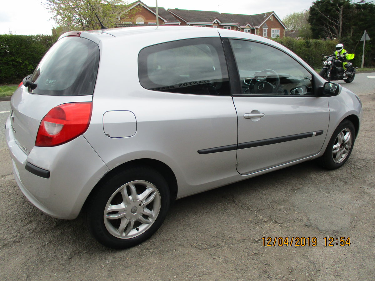 2006 1400cc PETROL 3 DOOR 5 SPEED SOUND DRIVER NEW MOT For Sale (picture 2 of 6)