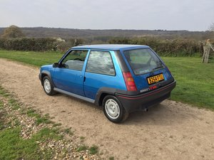 1985 Renault 5 GT Turbo phase 1 For Sale