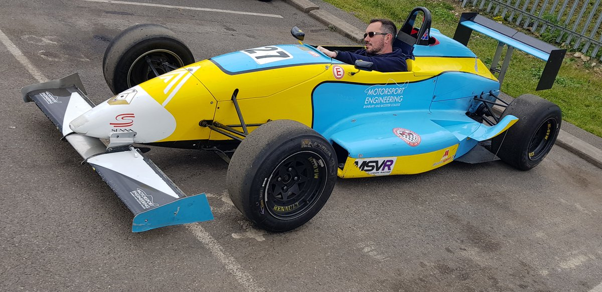 2019 *** Renault Race Car July 20th ***  For Sale by Auction (picture 1 of 6)