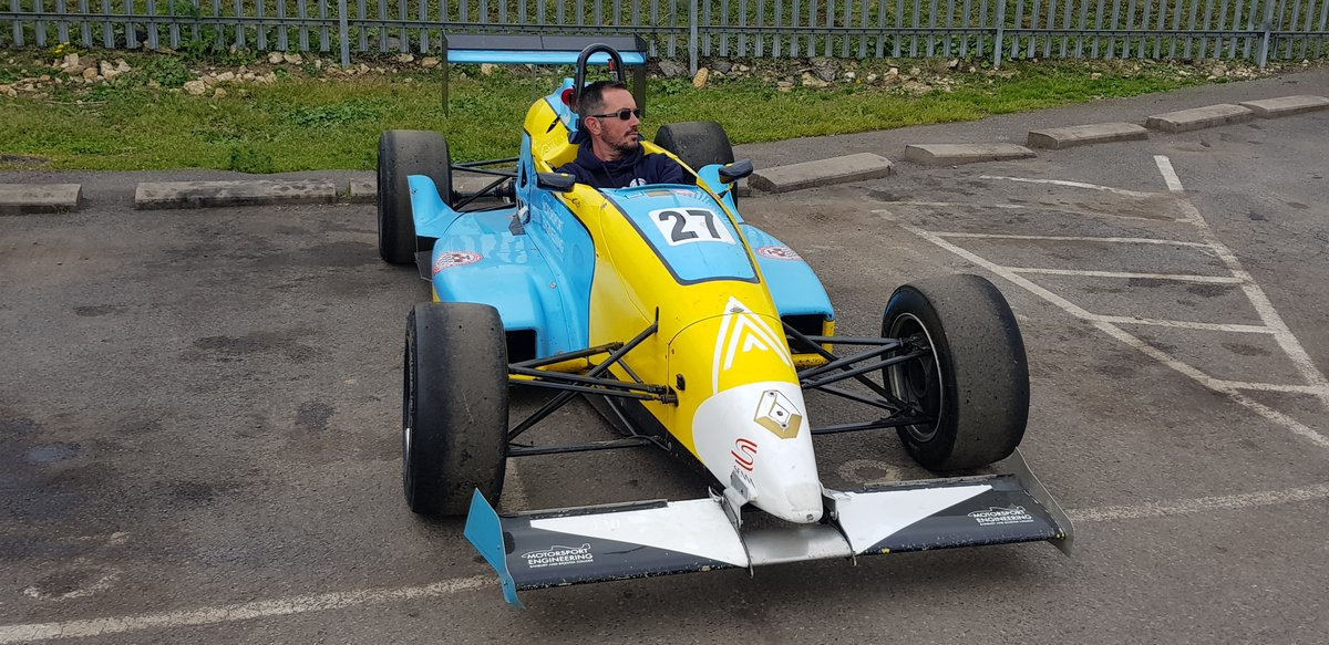 2019 *** Renault Race Car July 20th ***  For Sale by Auction (picture 2 of 6)