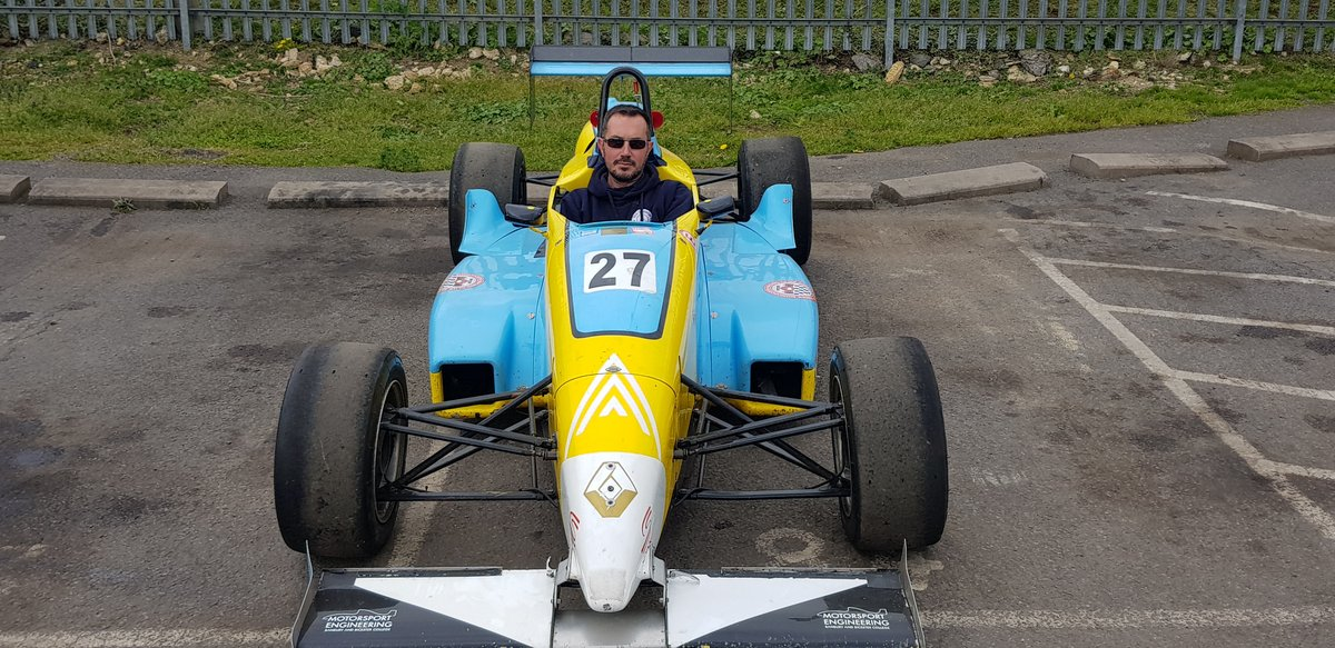 2019 *** Renault Race Car July 20th ***  For Sale by Auction (picture 3 of 6)