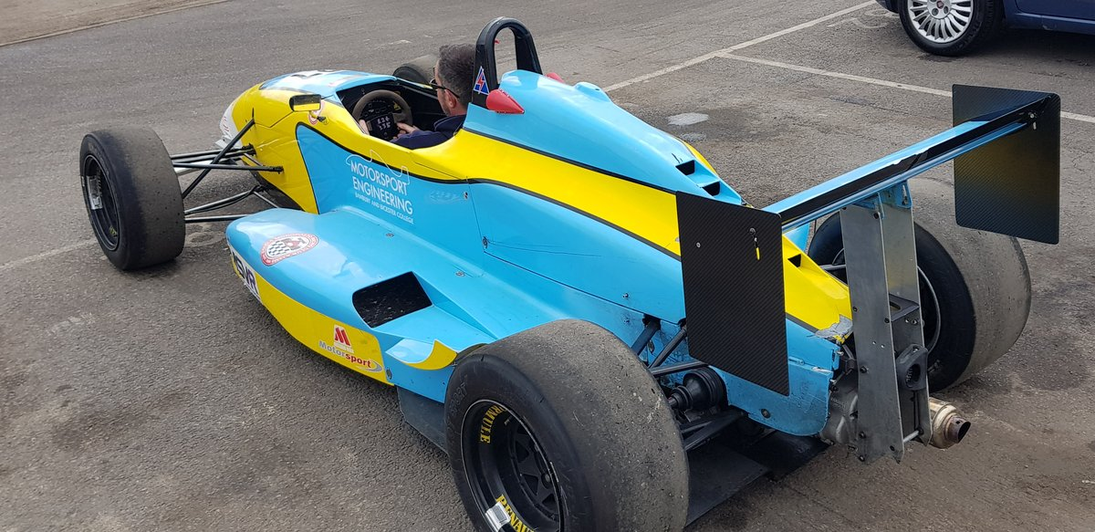 2019 *** Renault Race Car July 20th ***  For Sale by Auction (picture 4 of 6)