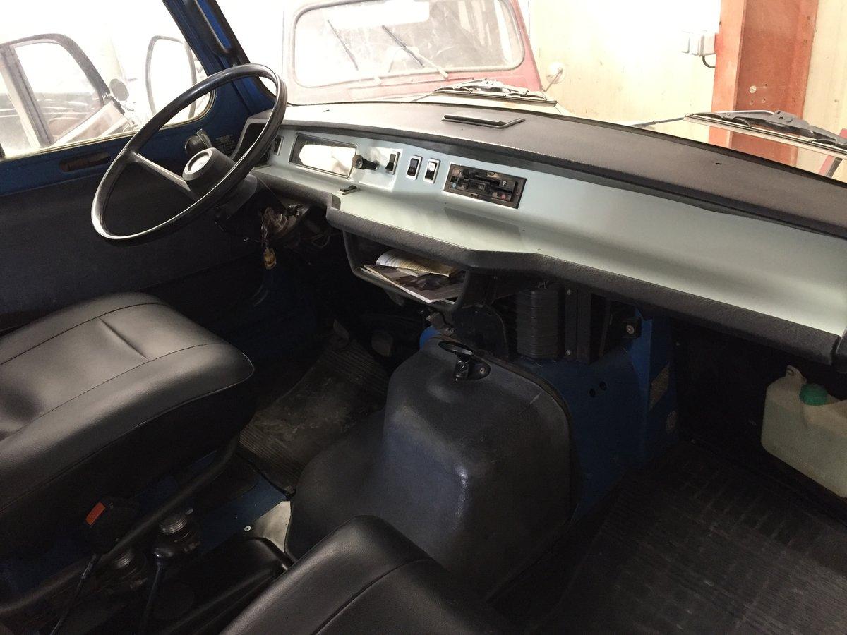 1975 Renault Estafette ex gendarmerie A1 condition, For Sale (picture 4 of 6)