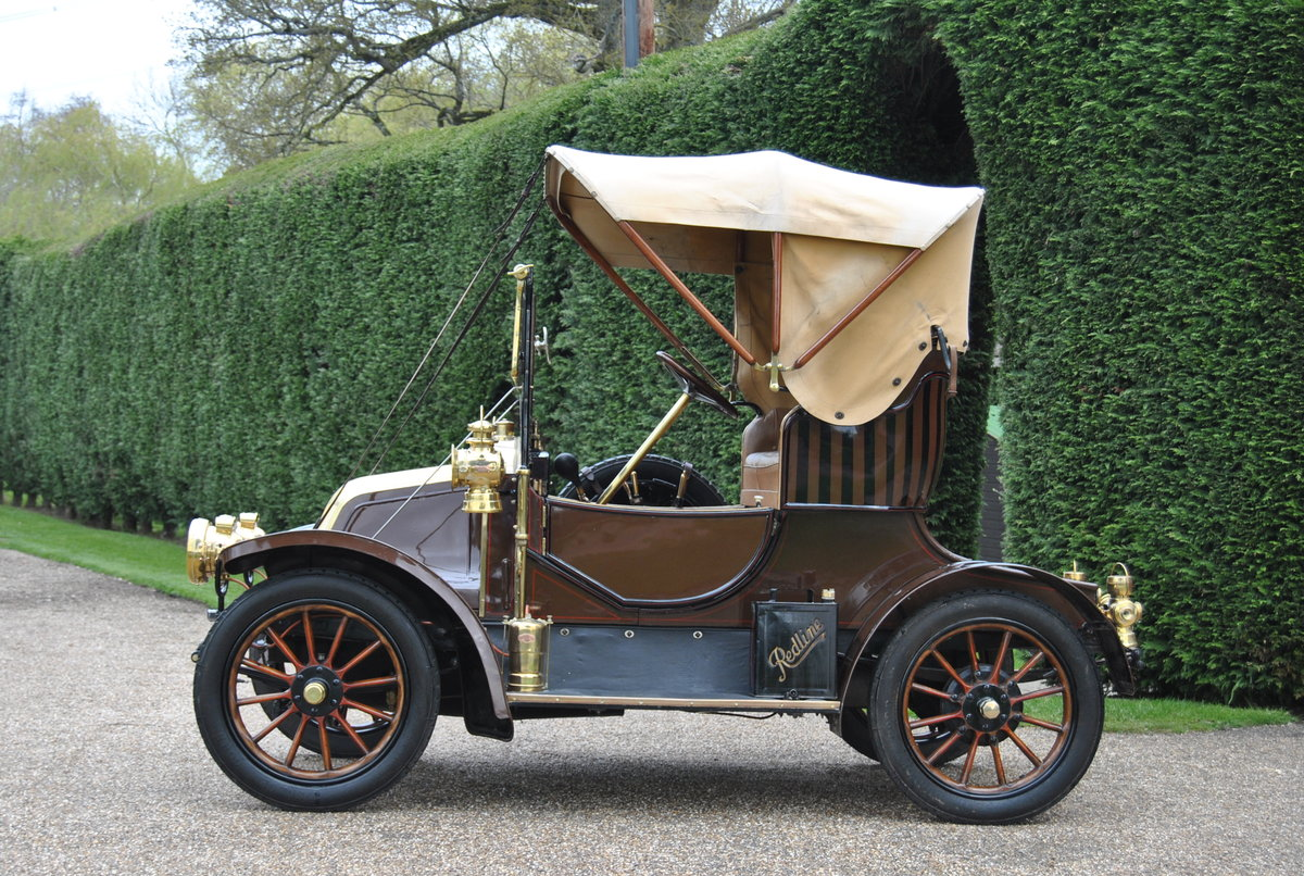 RENAULT 1908 AX 8HP - Family Owned For Last 50 Years SOLD (picture 5 of 6)