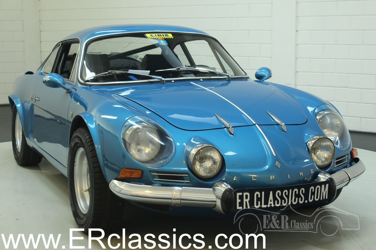 Renault Alpine A110 1973 in good condition For Sale (picture 1 of 6)
