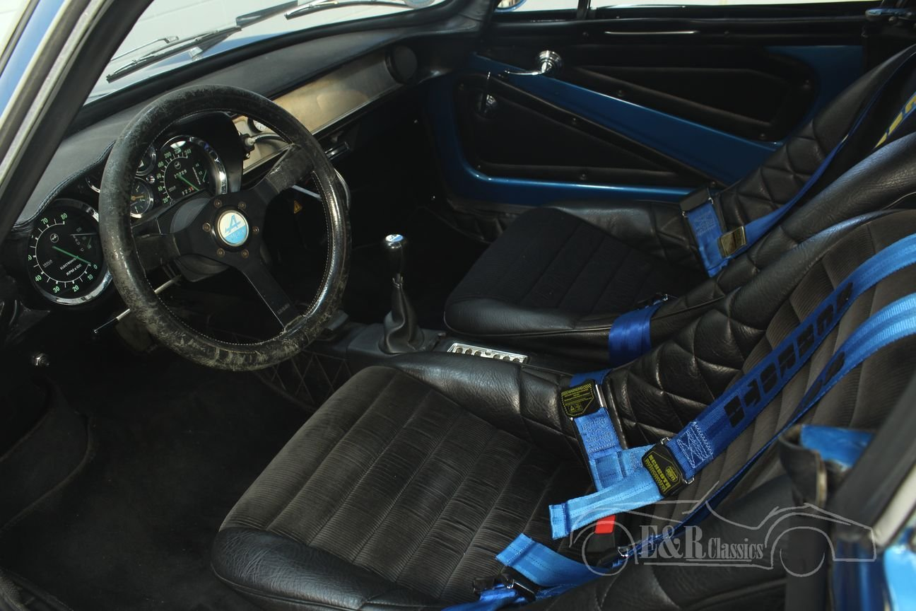 Renault Alpine A110 1973 in good condition For Sale (picture 3 of 6)