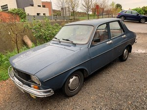 1971 Renault 12 very solid and mainly original ( LHD) Manual. For Sale
