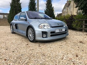 2002 Renault Clio V6(lutecia) LHD For Sale