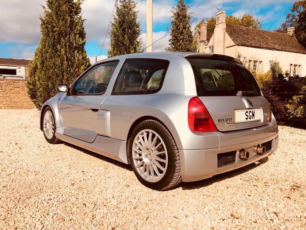 2002 Renault Clio V6(lutecia) LHD For Sale (picture 3 of 6)