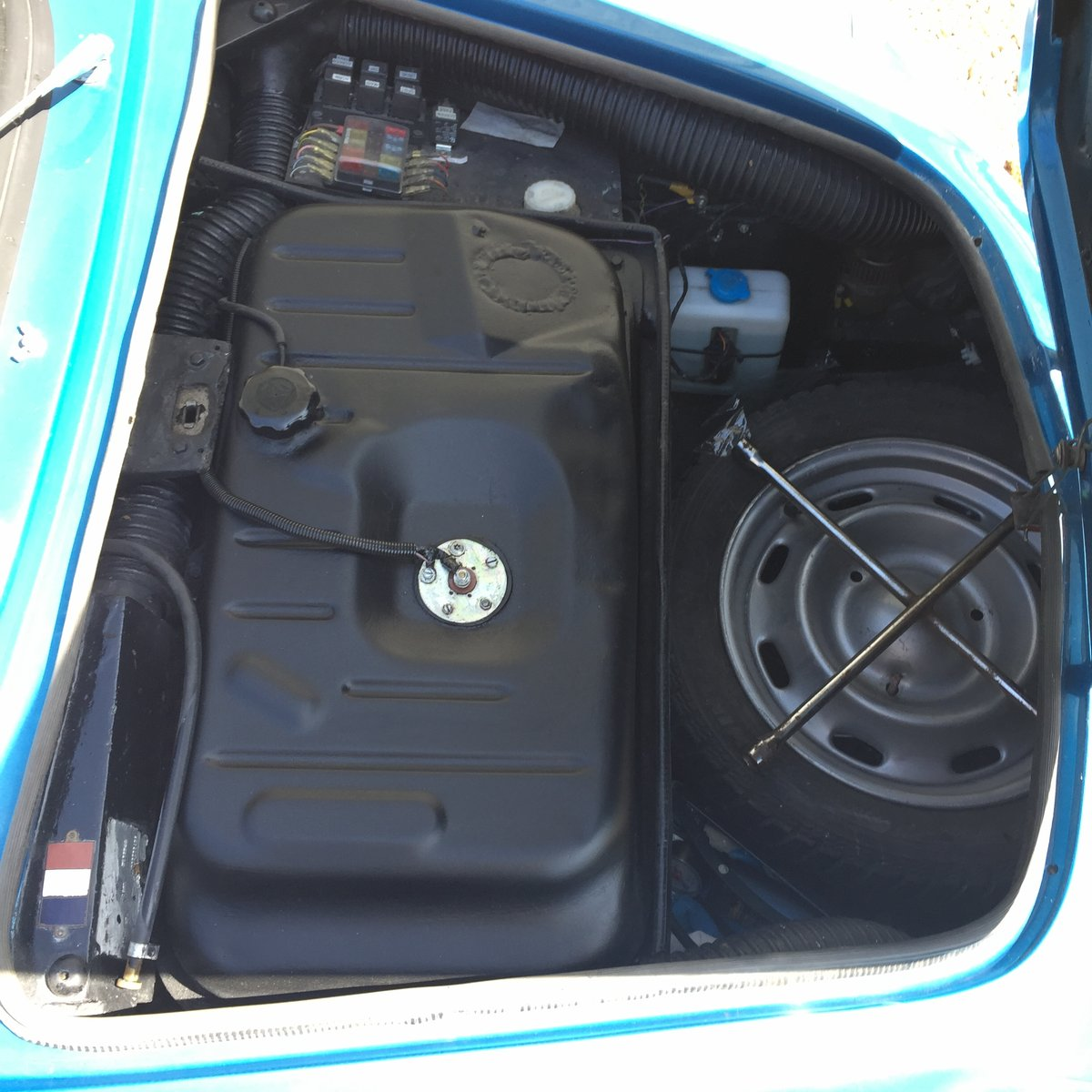 1971 Dinalpin Berlinette Alpine A110 For Sale (picture 3 of 6)