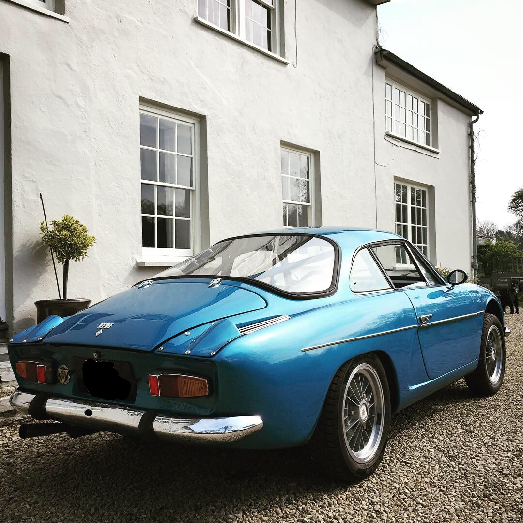 1971 Dinalpin Berlinette Alpine A110 For Sale (picture 2 of 6)