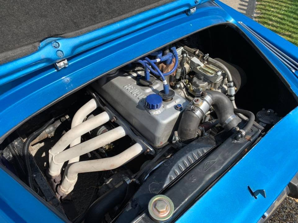 1971 Dinalpin Berlinette Alpine A110 For Sale (picture 5 of 6)
