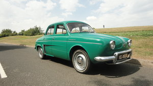 1959 RHD Renault Dauphine