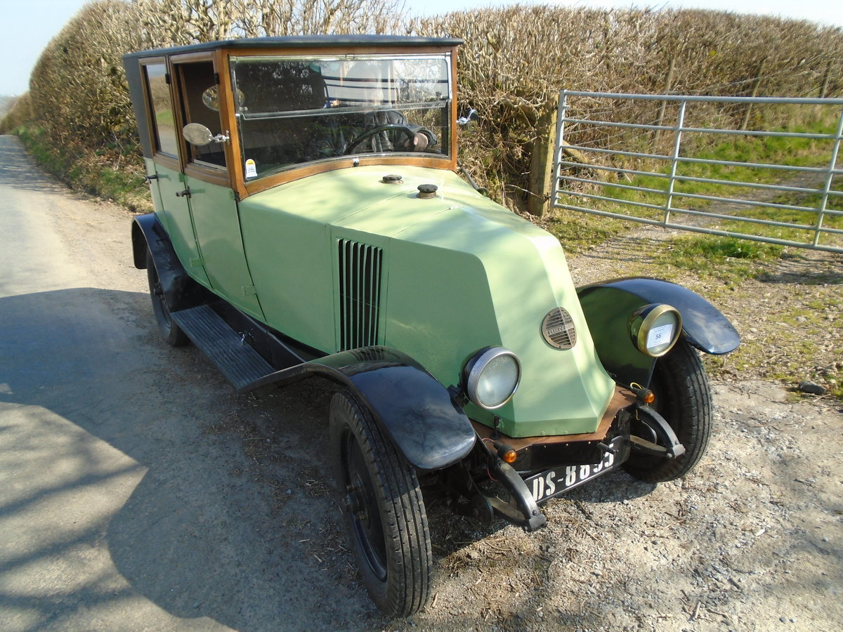Renault NN Berline 1924 For Sale (picture 1 of 6)
