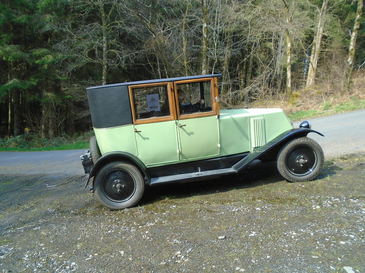 Renault NN Berline 1924 For Sale (picture 2 of 6)