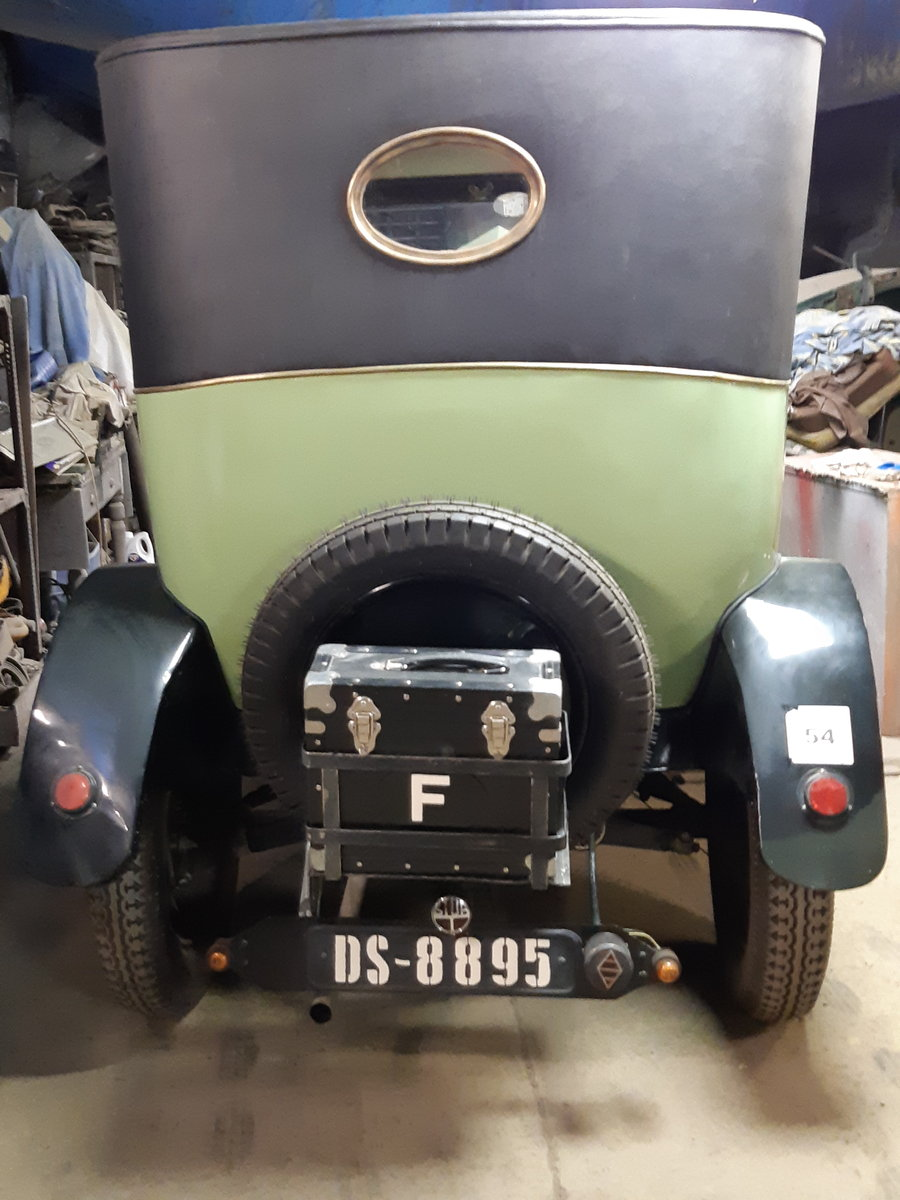 Renault NN Berline 1924 For Sale (picture 4 of 6)