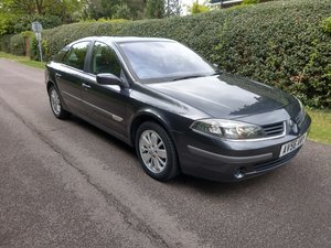 2006 Outstanding Low Mileage Renault Laguna MK11Just 30100 Miles  SOLD