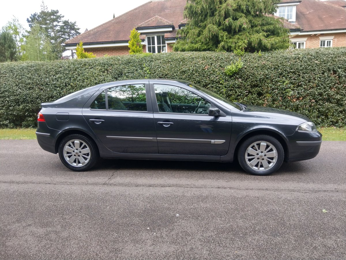 2006 Outstanding Low Mileage Renault Laguna MK11Just 30100 Miles  SOLD (picture 3 of 6)