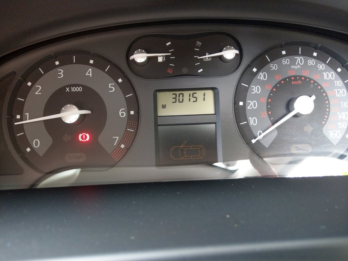 2006 Outstanding Low Mileage Renault Laguna MK11Just 30100 Miles  SOLD (picture 6 of 6)