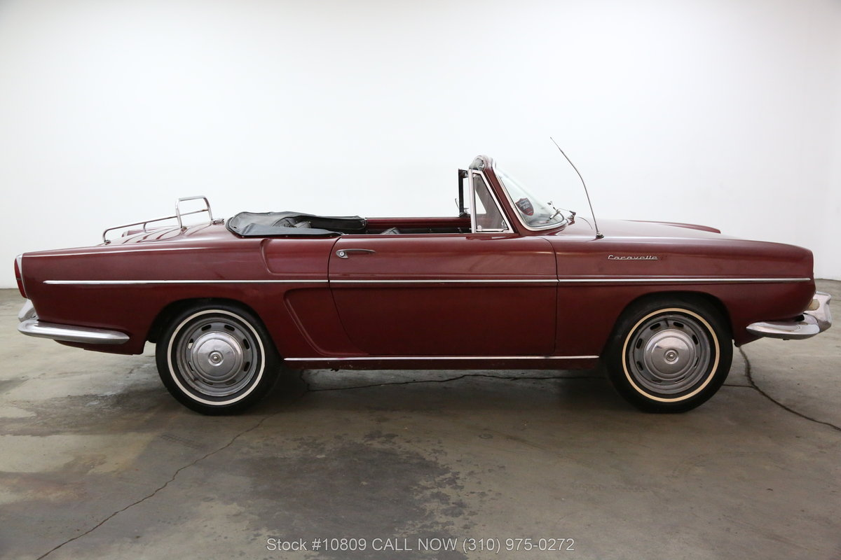1962 Renault Floride S Convertible For Sale (picture 2 of 6)