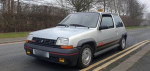 1985 Renault 5 GT turbo Phase 1 Copa
