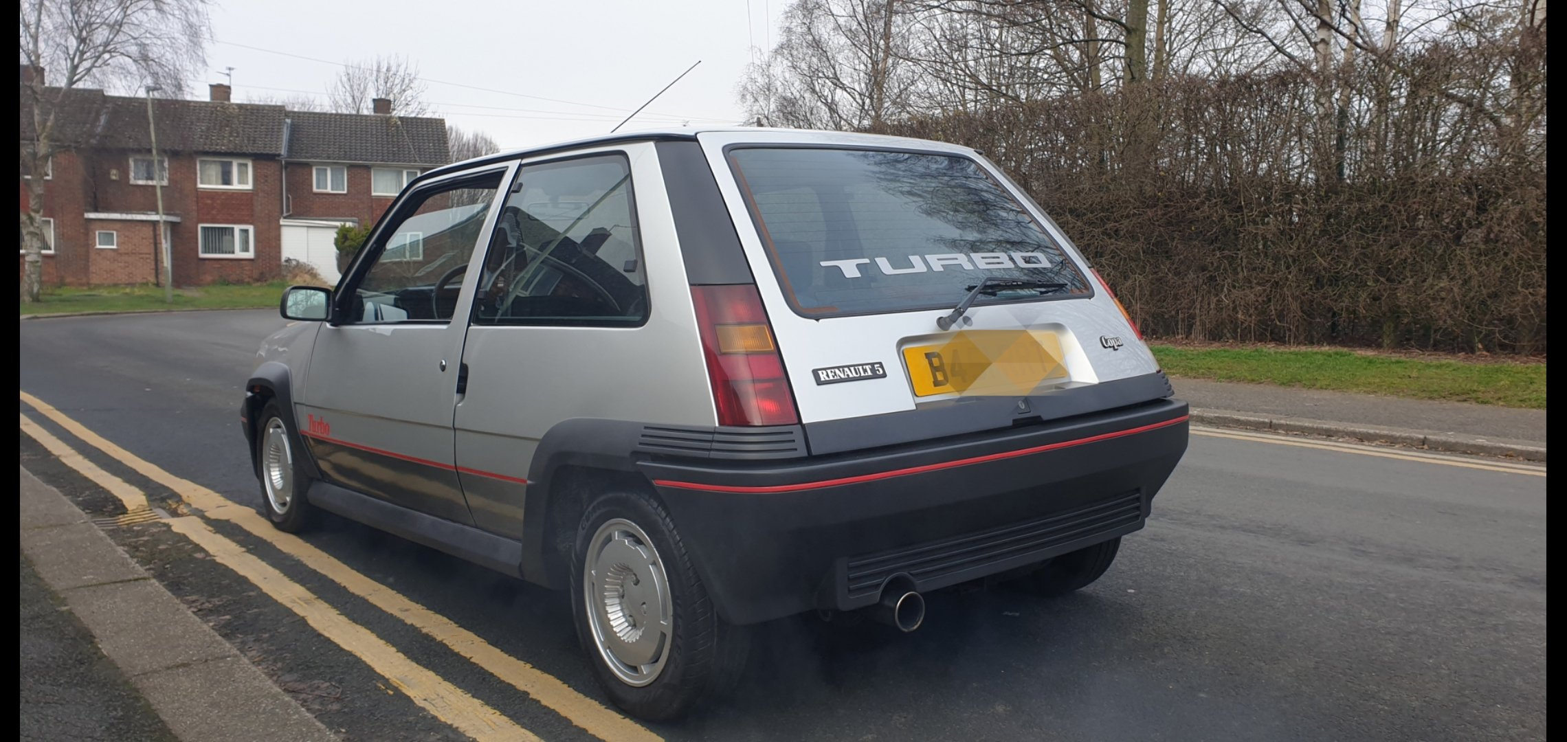 1985 Renault 5 GT turbo Phase 1 Copa For Sale (picture 2 of 6)
