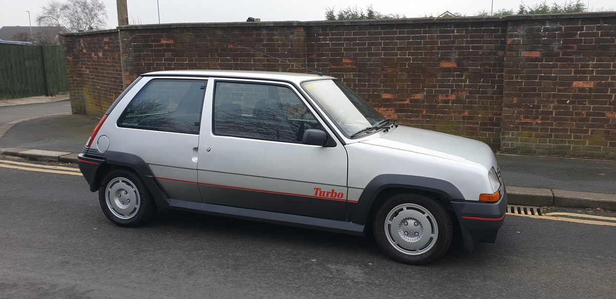 1985 Renault 5 GT turbo Phase 1 Copa For Sale (picture 3 of 6)