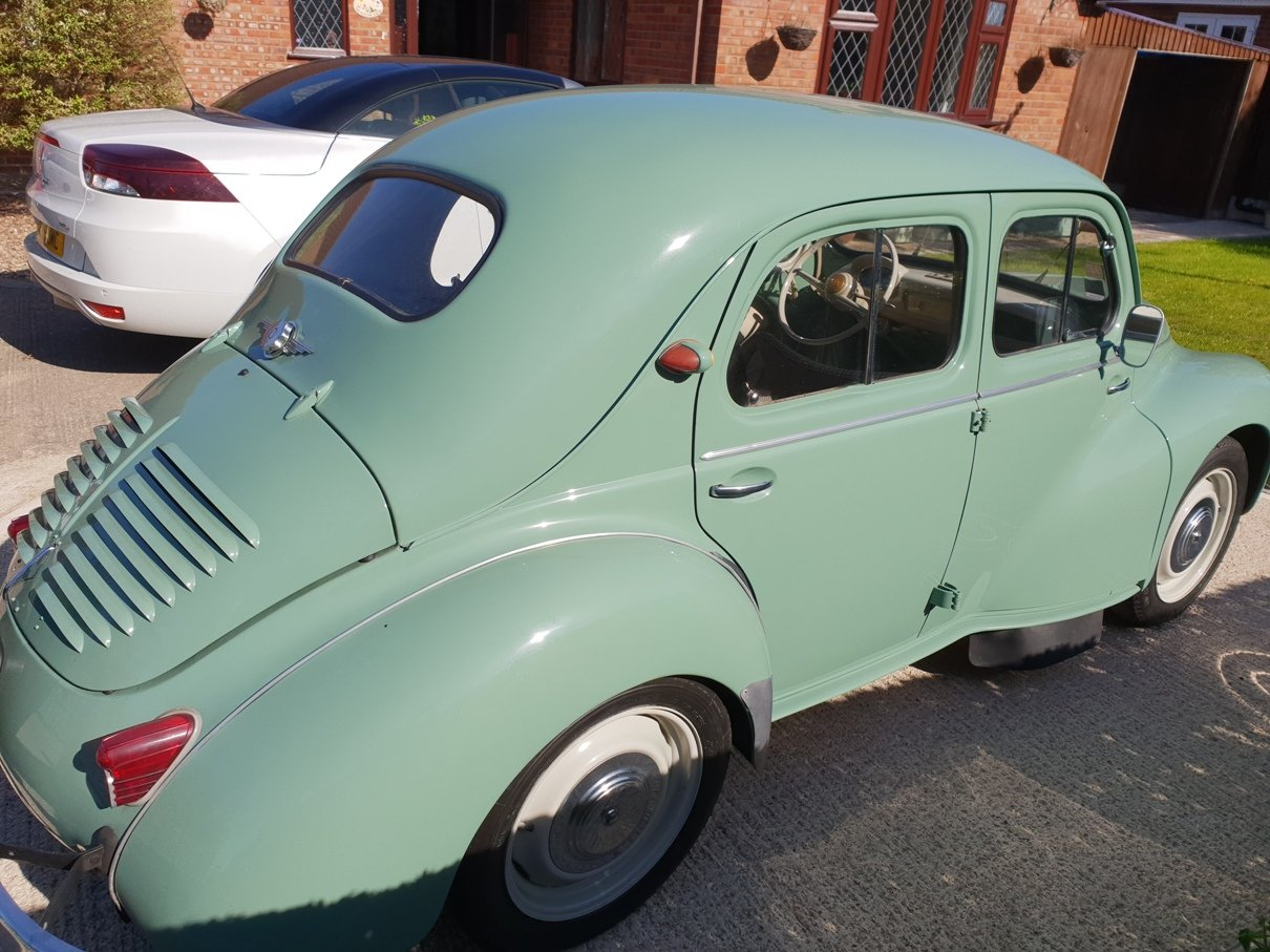 1957 4 cv LHD For Sale (picture 1 of 6)