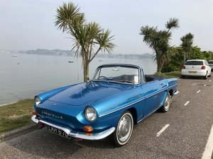 RENAULT CARAVELLE R8 CONVERTIBLE 1968 ONLY 72,000 miles For Sale
