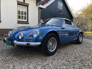Alpine Renault A110 1971 For Sale